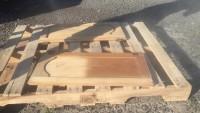Décapage de portes en bois